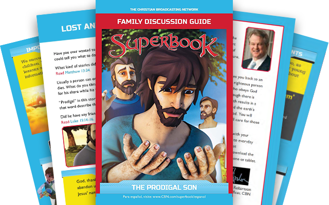The Prodigal Son - Family Discussion Guide